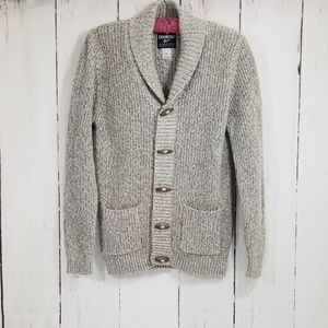 Osh Kosh 100% cotton sweater cardigan size 14 kids